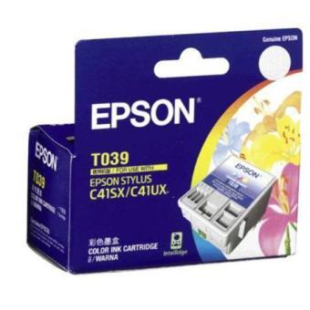 Originální cartridge EPSON T039 (Barevná)