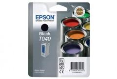 Cartridge do tiskárny Originální cartridge EPSON T040 (Černá)