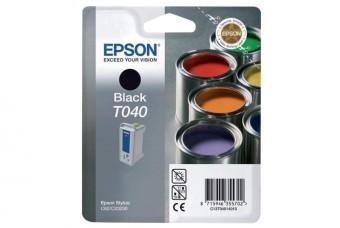 Originální cartridge EPSON T040 (Černá)
