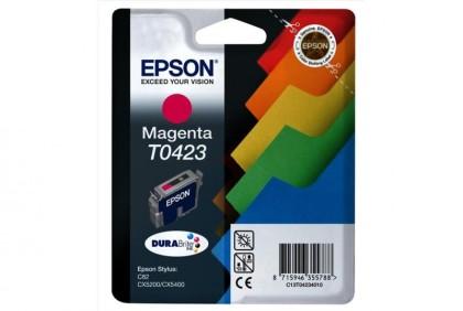Originální cartridge EPSON T0423 (Purpurová)