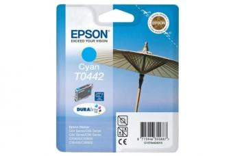 Originální cartridge EPSON T0442 (Azurová)