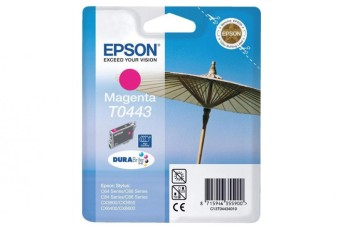 Originální cartridge EPSON T0443 (Purpurová)
