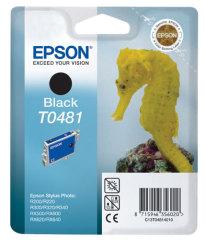 Cartridge do tiskárny Originální cartridge EPSON T0481 (Černá)