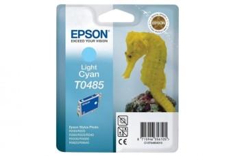 Originální cartridge EPSON T0485 (Světle azurová)