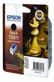 Originální cartridge EPSON T051 (T051140) (Černá)