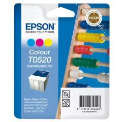Cartridge do tiskárny Originální cartridge EPSON T052 (T0520) (Barevná)