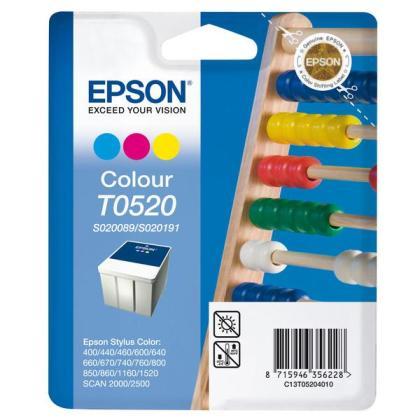 Originální cartridge EPSON T052 (T0520) (Barevná)