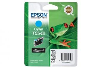 Originální cartridge EPSON T0542 (Azurová)