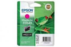 Cartridge do tiskárny Originální cartridge EPSON T0543 (Purpurová)