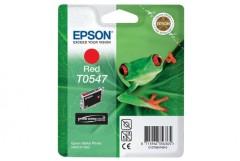 Cartridge do tiskárny Originální cartridge EPSON T0547 (Červená)