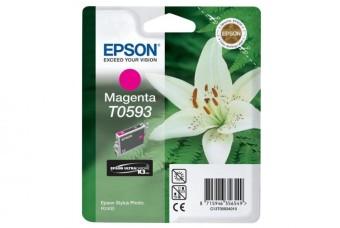 Originální cartridge Epson T0593 (Purpurová)