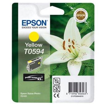 Originální cartridge Epson T0594 (Žlutá)