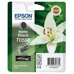 Cartridge do tiskárny Originální cartridge Epson T0598 (Matně černá)