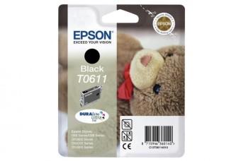 Originální cartridge EPSON T0611 (Černá)