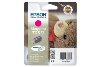 Originální cartridge EPSON T0613 (Purpurová)
