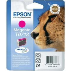Cartridge do tiskárny Originální cartridge EPSON T0713 (Purpurová)