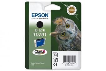 Originální cartridge EPSON T0791 (Černá)