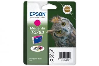 Originální cartridge EPSON T0793 (Purpurová)