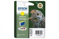 Cartridge do tiskárny Originální cartridge EPSON T0794 (Žlutá)