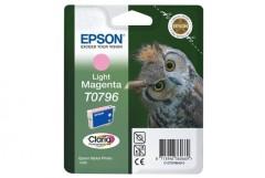 Cartridge do tiskárny Originální cartridge EPSON T0796 (Světle purpurová)