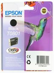 Cartridge do tiskárny Originální cartridge EPSON T0801 (Černá)