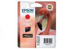 Cartridge do tiskárny Originální cartridge EPSON T0877 (Červená)