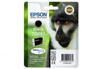 Originální cartridge EPSON T0891 (Černá)