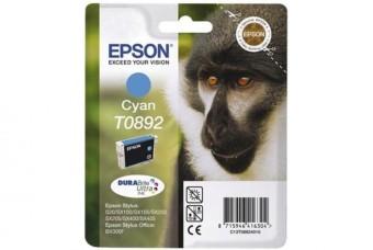 Originální cartridge EPSON T0892 (Azurová)