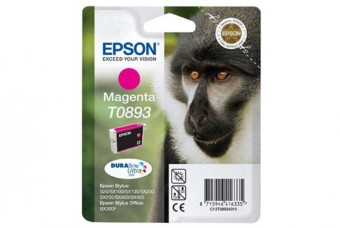 Originální cartridge EPSON T0893 (Purpurová)