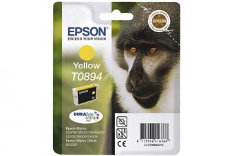 Originální cartridge EPSON T0894 (Žlutá)
