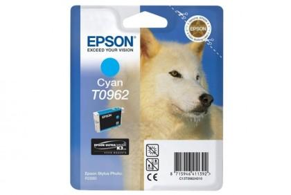 Originální cartridge EPSON T0962 (Azurová)