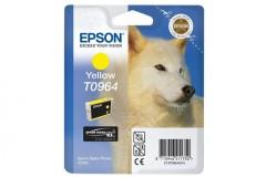 Cartridge do tiskárny Originální cartridge EPSON T0964 (Žlutá)
