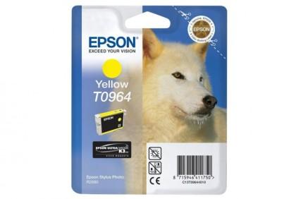 Originální cartridge EPSON T0964 (Žlutá)
