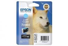 Cartridge do tiskárny Originální cartridge EPSON T0965 (Světle azurová)