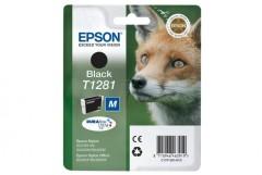 Cartridge do tiskárny Originální cartridge EPSON T1281 (Černá)