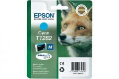 Cartridge do tiskárny Originální cartridge EPSON T1282 (Azurová)