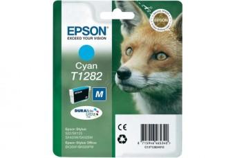 Originální cartridge EPSON T1282 (Azurová)