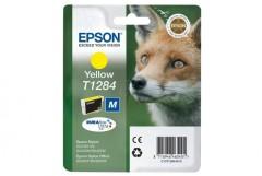 Cartridge do tiskárny Originální cartridge EPSON T1284 (Žlutá)