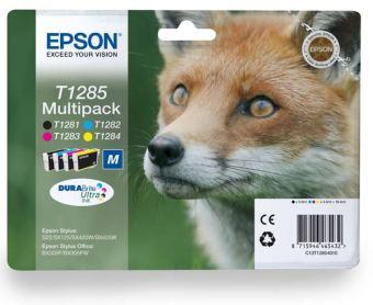Sada originálních cartridge EPSON T1285 - obsahuje T1281-T1284