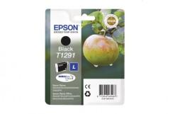 Cartridge do tiskárny Originální cartridge EPSON T1291 (Černá)