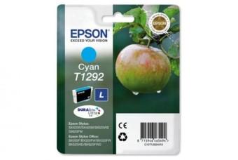 Originální cartridge EPSON T1292 (Azurová)
