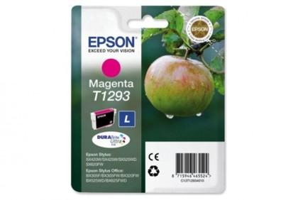 Originální cartridge EPSON T1293 (Purpurová)