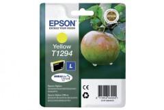 Cartridge do tiskárny Originální cartridge EPSON T1294 (Žlutá)