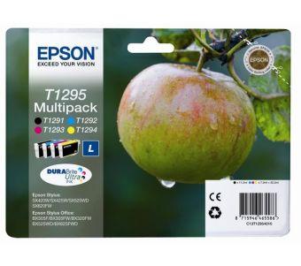 Sada originálních cartridge EPSON T1295 - obsahuje T1291-T1294