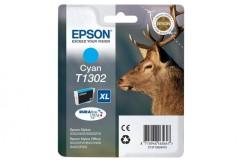 Cartridge do tiskárny Originální cartridge EPSON T1302 (Azurová)