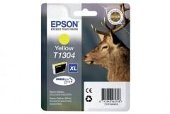Cartridge do tiskárny Originální cartridge EPSON T1304 (Žlutá)