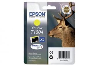 Originální cartridge EPSON T1304 (Žlutá)