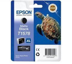 Cartridge do tiskárny Originální cartridge EPSON T1578 (Matně černá)