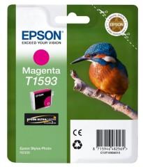 Cartridge do tiskárny Originální cartridge EPSON T1593 (Purpurová)