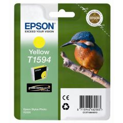 Cartridge do tiskárny Originální cartridge EPSON T1594 (Žlutá)
